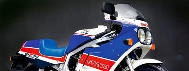 Suzuki GSX-R 750 Limited Edition 1986, la rarísima edición de 199 unidades sólo para Estados Unidos