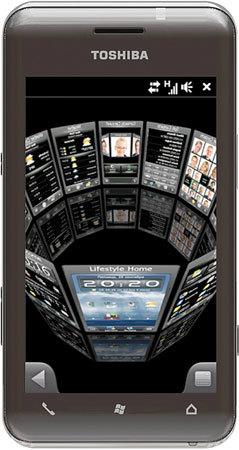 Toshiba TG02 y K01 vuelven a ser todo pantalla