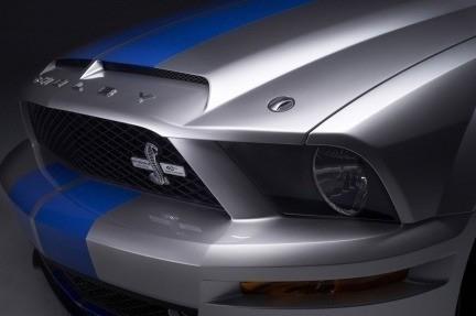 Agarrate los machos... ¡el Shelby Mustang GT500KR a Europa!