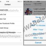 Messenger para iOS se podría apuntar a la moda Snapchat: sus mensajes se autodestruirán solos