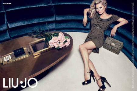 Kate Moss para LIu Jo