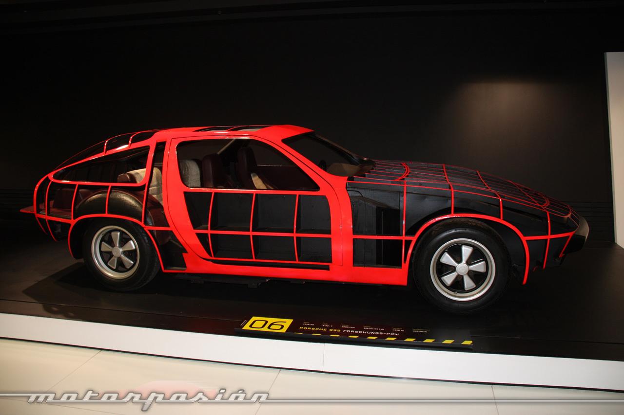 Foto de Museo Porsche - Project: Top Secret! (42/54)