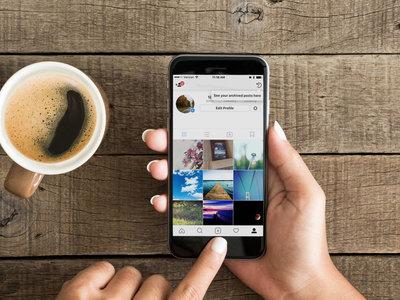 Cómo ocultar tus fotos de Instagram sin tener que borrarlas