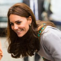 Kate Middleton dice sí a un vestido joya de Matthew Williamson