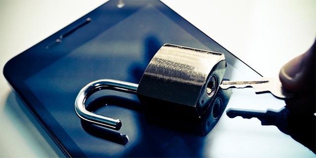 Seguridad en los teléfonos móviles