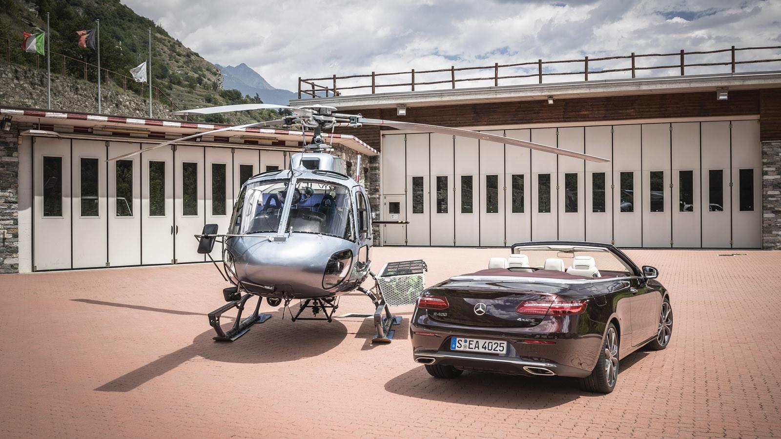 Foto de Mercedes-Benz Clase E Cabrio, toma de contacto (42/156)