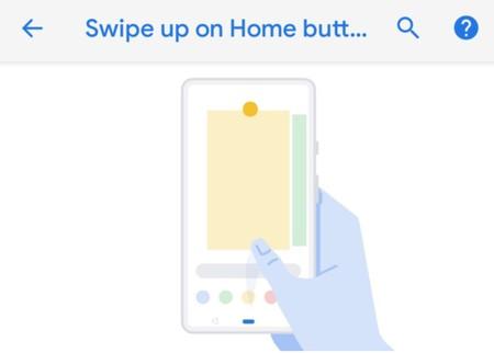 Se filtra la segunda preview de Android P: así funcionará la nueva navegación por gestos y multitarea