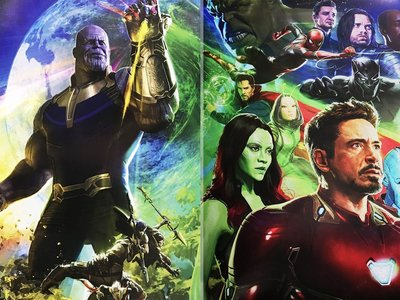 Éste es el épico tráiler de 'Vengadores: La guerra del infinito' que Marvel mostró en la Comic-Con