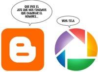 Adiós, Blogger y Picasa: Google cambiará el nombre de sus servicios para compartir imágenes y gestionar bitácoras