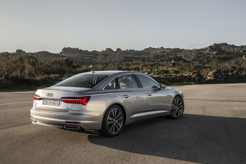 Foto de Audi A6 2018, toma de contacto (46/118)