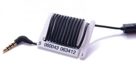 Una manera creativa de organizar tus cables