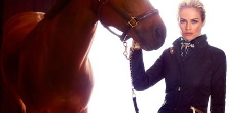 massimo dutti coleccion caballos