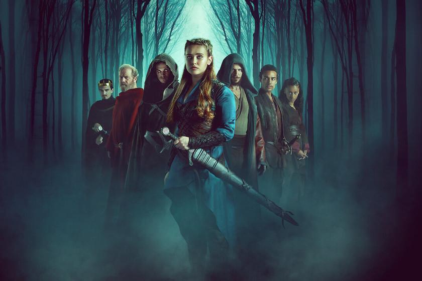 Maldita (2020) opinión: una estimulante adaptación del cómic de Frank Miller para Netflix que avanza el camino iniciado por 'The Witcher'