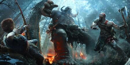 Kratos Y Atreus Vs Daudi Kaupmadr