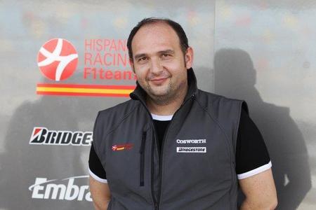 Hispania F1 Racing Team anunciará pronto la llegada de un gran patrocinador