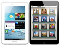 Apple sigue mandando en el mercado de los tablets con Samsung recortando, según IDC