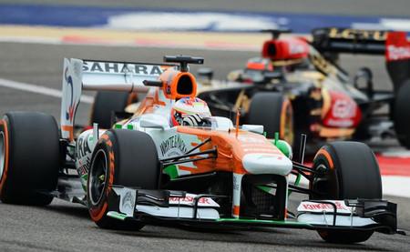 Force India se marca como objetivo el sexto puesto en el campeonato de constructores