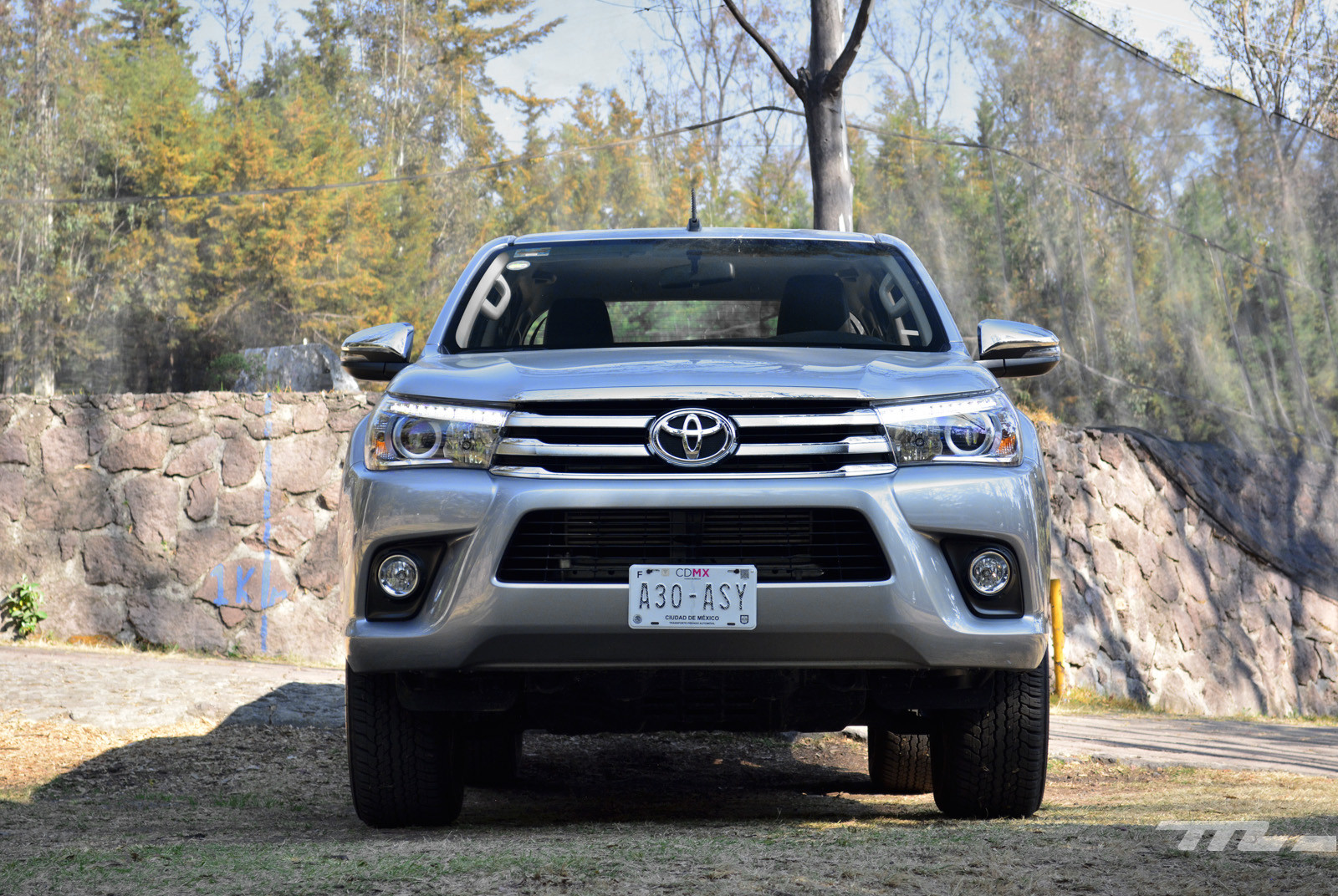 Foto de Toyota Hilux Diesel (prueba) (2/18)