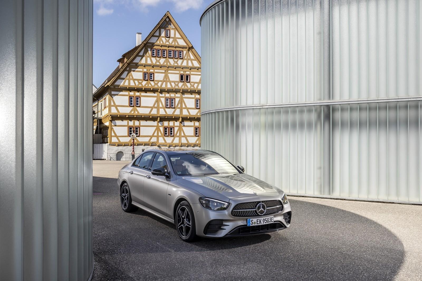 Foto de Mercedes-Benz Clase E 2020, prueba contacto (46/135)
