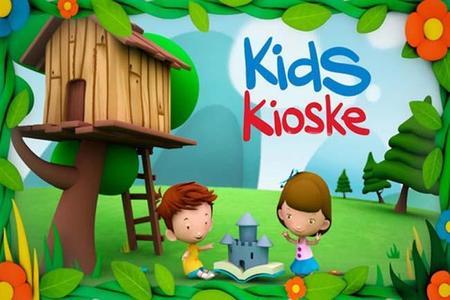 KidsKioske, aplicación de cuentos bilingües para los más pequeños