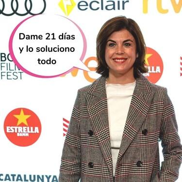 """""""¿Me meto en un juicio por 700 euros?"""": El """"escandalazo"""" del expiso de Samanta Villar por el que pide consejo a sus seguidores"""