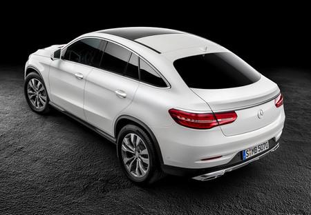 Mercedes Gls Coupe >> Mercedes-Benz GLE Coupé