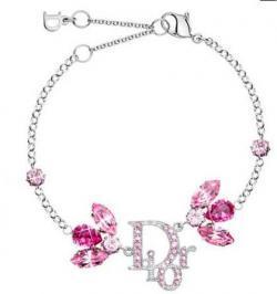 Dior: brazaletes con cristales Swarovski