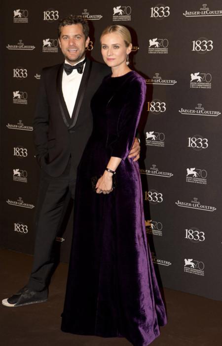 Alberta Ferretti Diane Kruger look Venecia