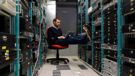 Trabajando en el datacenter