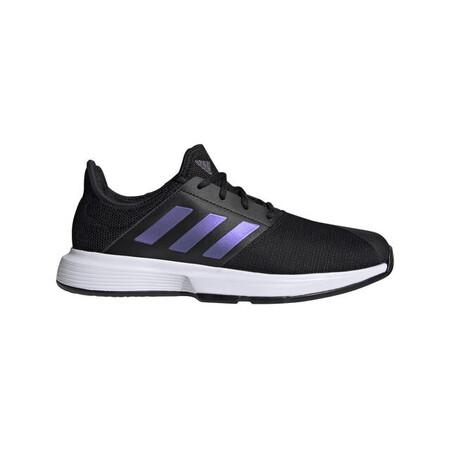 Zapatillas De Tenis Adidas Gamecourt Multiterreno Hombre Negras