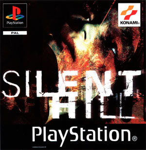 Silent Hill portada