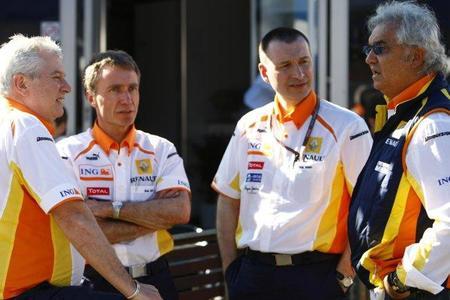 Bob Bell abandona Renault