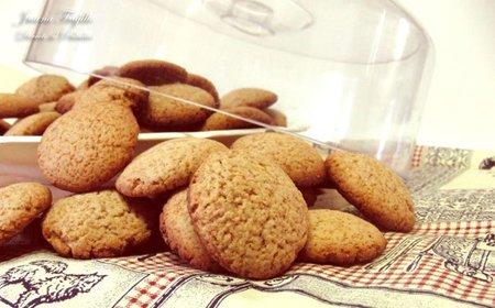 Receta de galletas especiadas