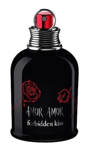 Amor, amor Forbidden Kiss, el nuevo perfume de Cacharel