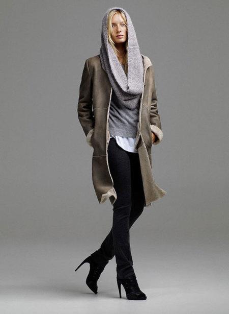 Zara, colección otoño-invierno 2009/2010 para mujer