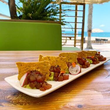 Restaurantes Pecado, buena cocina moderna en Murcia y Águilas en un ambiente de diseño sin pecar de pretenciosidad