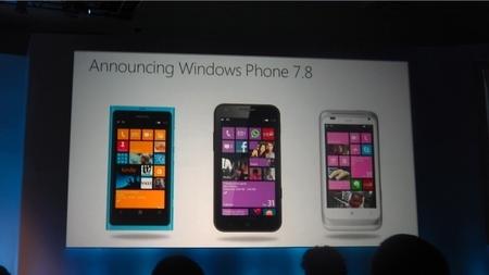 Nuevos detalles sobre Windows Phone 7.8