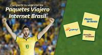 ¿Viajas a Brasil? Telcel anuncia paquetes especiales para sus usuarios