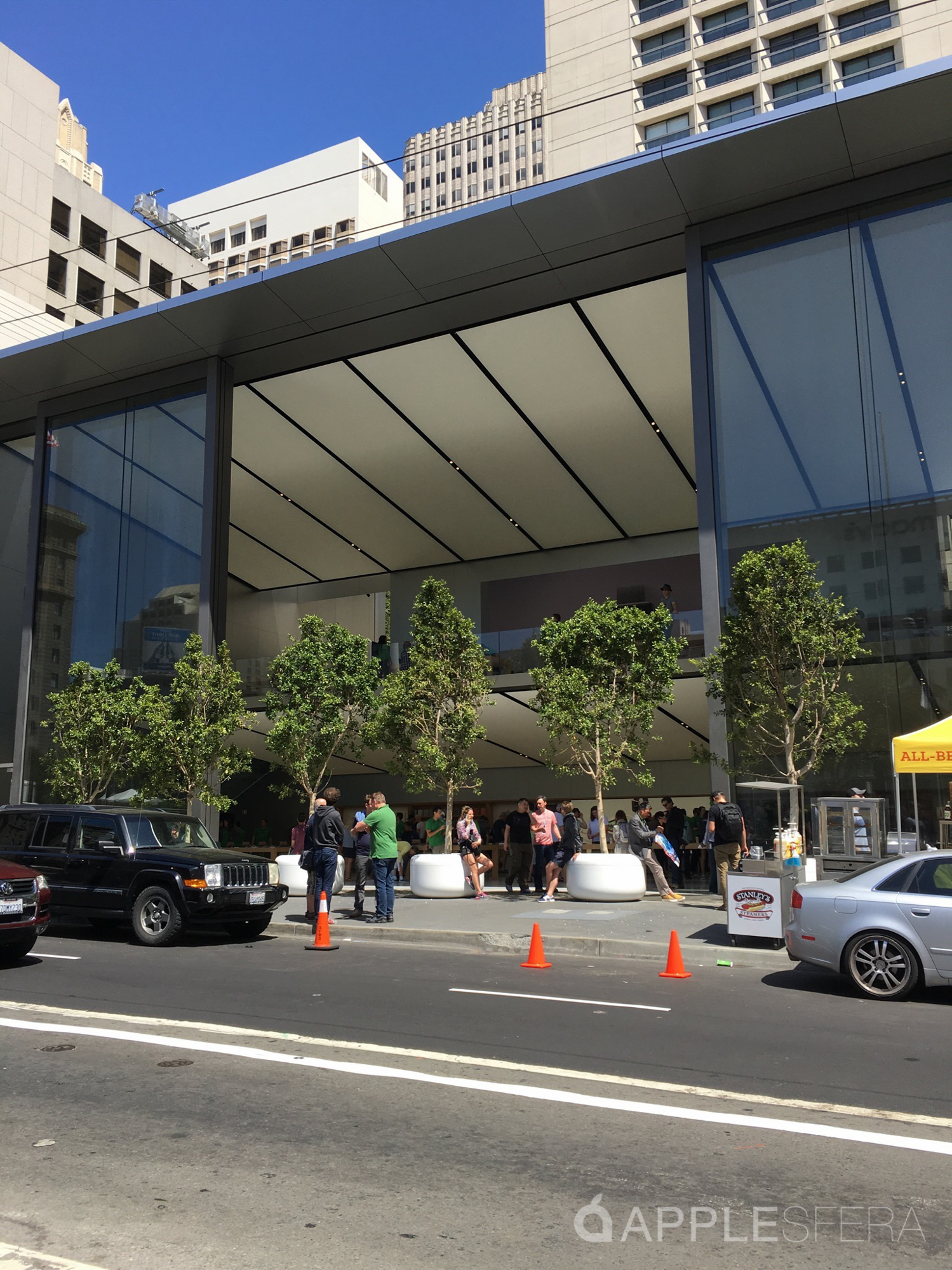Foto de Apple Store Union Square & WWDC16 Moscone Center (8/16)