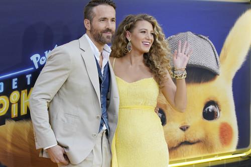 ¡Embarazo por sorpresa! Blake Lively está embarazada y nos hemos enterado con este look de alfombra roja