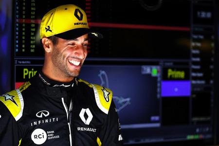 Daniel Ricciardo se ha rebajado el sueldo en 15 millones de euros para cambiar Renault por McLaren