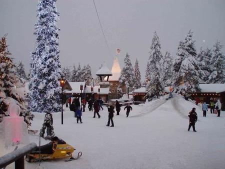 Rovaniemi: el pueblo de Papá Noel