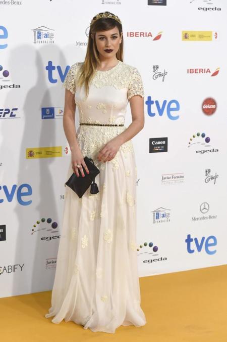 Blanca Suarez en los Premios Jose María Forqué