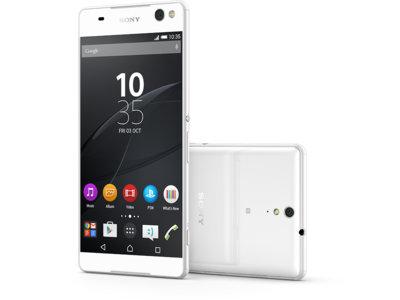 Sony Xperia C5 Ultra, toda la información sobre el nuevo phablet Android de Sony