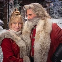 'Crónicas de Navidad 2': Netflix revela la fecha de estreno y el primer vistazo de la secuela con Kurt Russell y Goldie Hawn