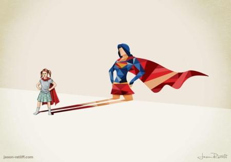 Las super sombras: explorando el poder de la imaginación de un niño