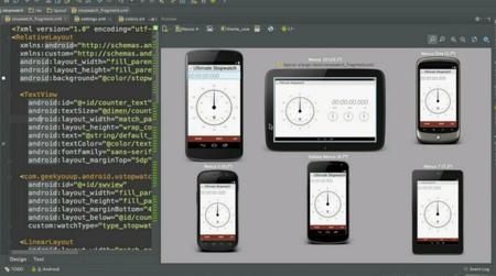 Android Studio, el nuevo IDE de Google para desarrollar en Android
