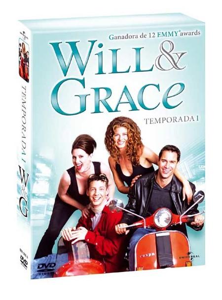 'Will & Grace' llega por fin al DVD en marzo