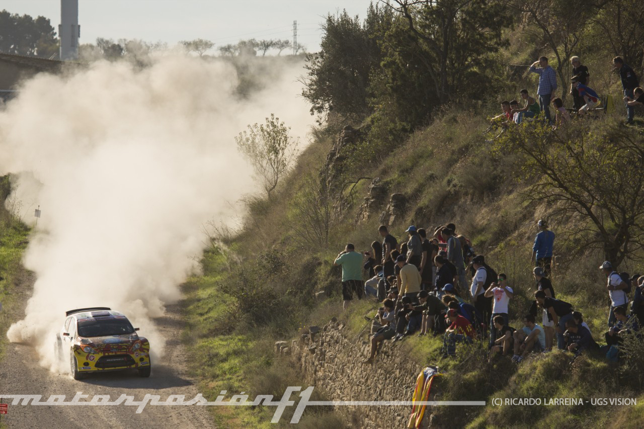 Foto de WRC - Rally de Catalunya 2014 (274/370)