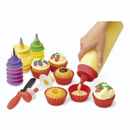 Los set de repostería y otras herramientas para la cocina de Kuhn Rikon